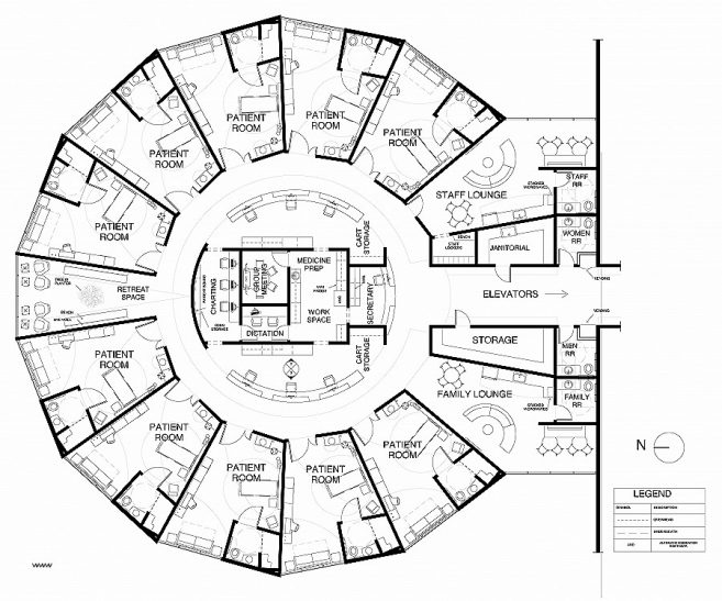 657x547 Luxury Hospital Floor Plan Design Floor Plan Hospital Floor Plan