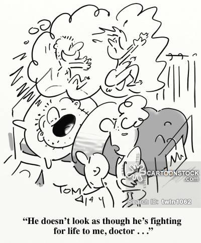 400x485 Hospital Patient Cartoons And Comics