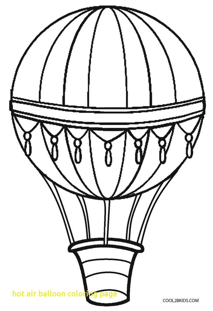 700x1021 Hot Air Balloon Coloring Page With Drawn Hot Air Balloon Coloring