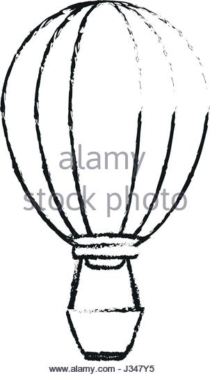 302x540 Black Hot Air Balloon Stock Photos Amp Black Hot Air Balloon Stock
