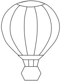236x314 Hot Air Balloon Clipart Black And White 5 Clipart Station