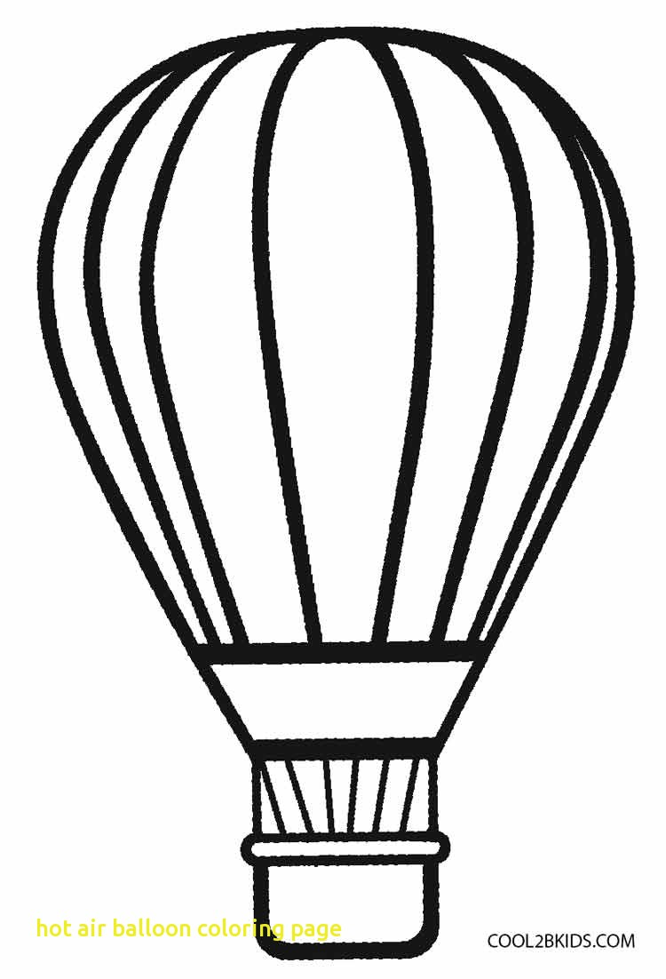750x1102 Hot Air Balloon Coloring Page With Hot Air Balloon Clipart