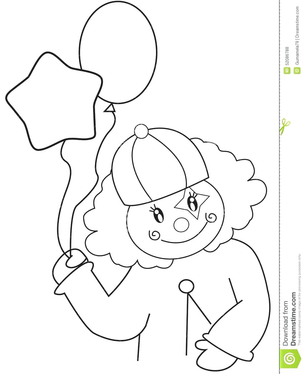 1062x1300 Superb Hot Air Balloon Drawing With Coloring Page And Online Blank
