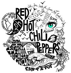236x242 Red Hot Chili Peppers Drawing Songs, Fan Art, Rhcp Rhcp