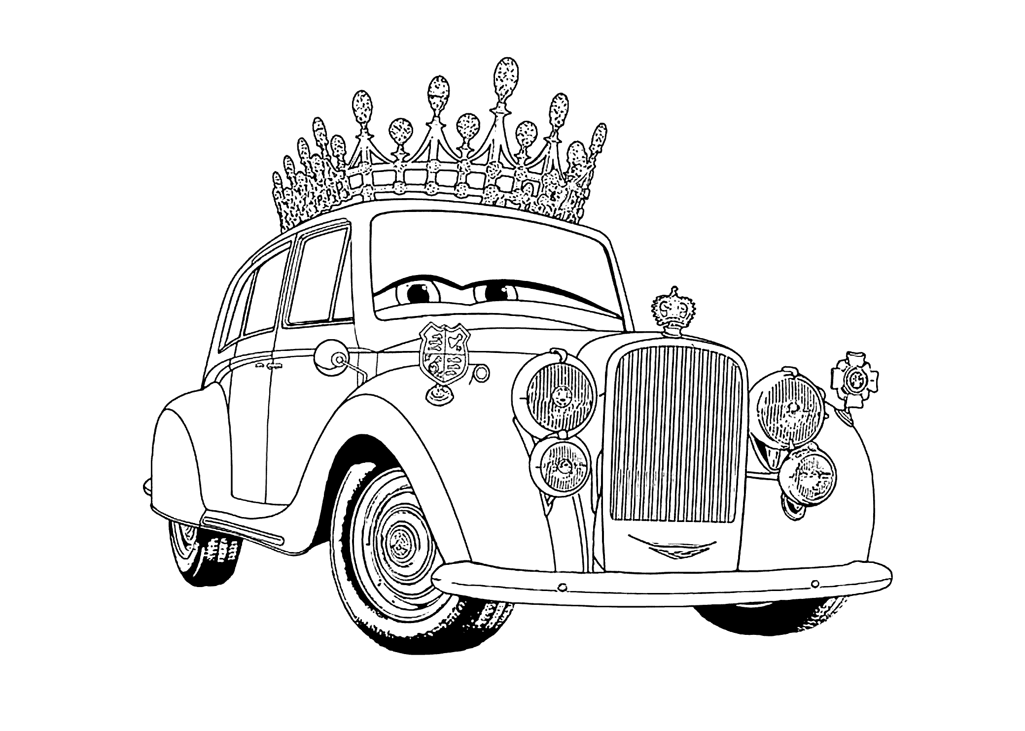 2079x1483 Drawing Of Cars 2 Naked Hood Hot Rod Cars Coloring Pages Kids