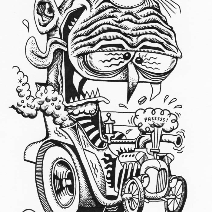 700x700 Pin By Ed Eduard On Coloring Hot Rod Rat Fink, Rats