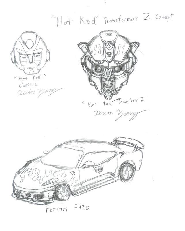 642x800 Transformers 2 Comic Characters