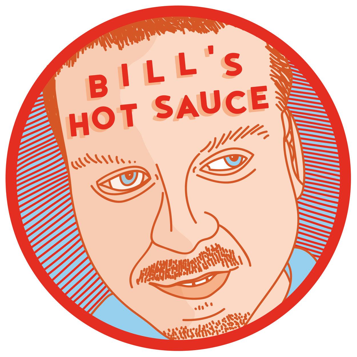 Hot Sauce Drawing