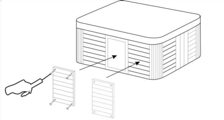 Jacuzzi Wiring Kit