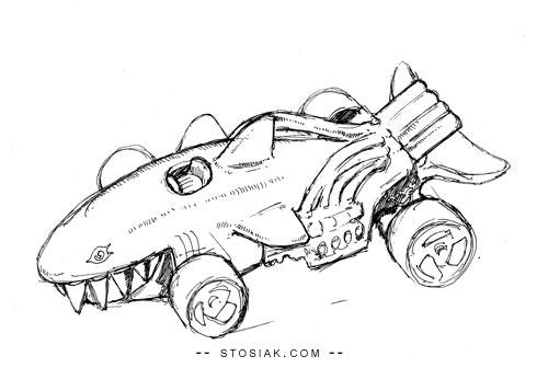 Hot Wheels Car Drawing At Getdrawings Com Free For