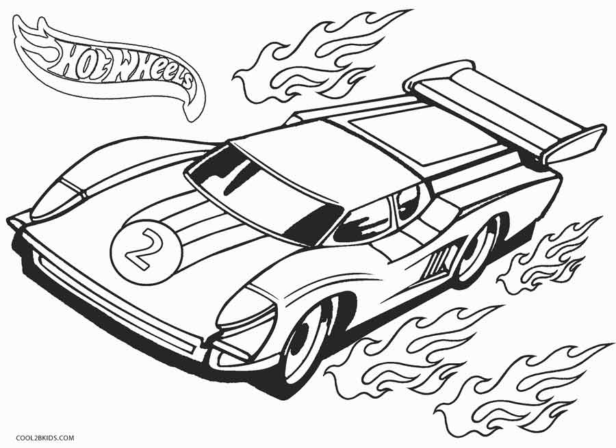900x655 Hot Wheels Coloring Pages