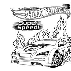 230x230 Top 25 Free Printable Hot Wheels Coloring Pages Online Wheels
