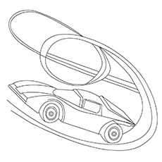 230x230 Top 25 Free Printable Hot Wheels Coloring Pages Online