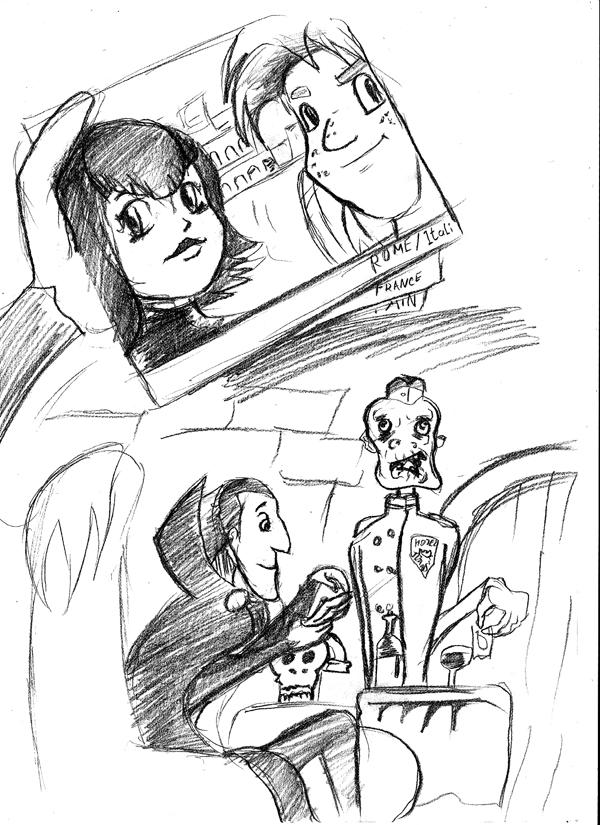 600x825 Hotel Transylvania Doodles Photo Album 3 By Mrjinks