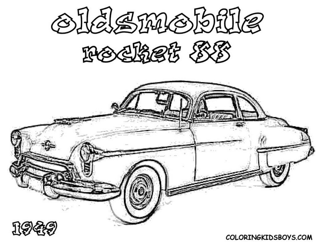 1048x810 Free Coloring Pictures Of Muscle Cars Best Of Coloring Pages