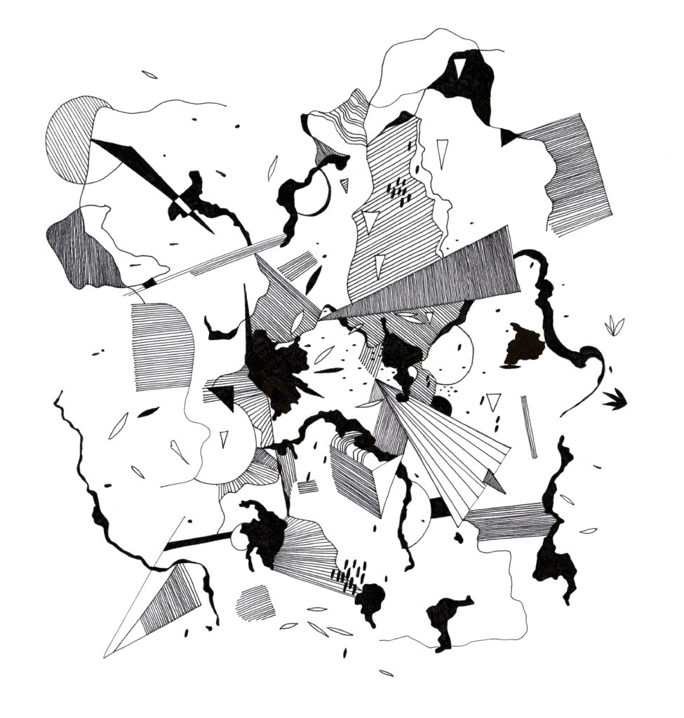975x1024 Fine Lines And 100 Hours Leila Walter's Absorbing Drawings