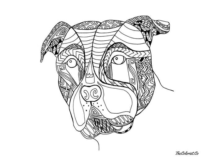 700x525 13 Incredibly Unique And Creative Line Drawings Of Dogs