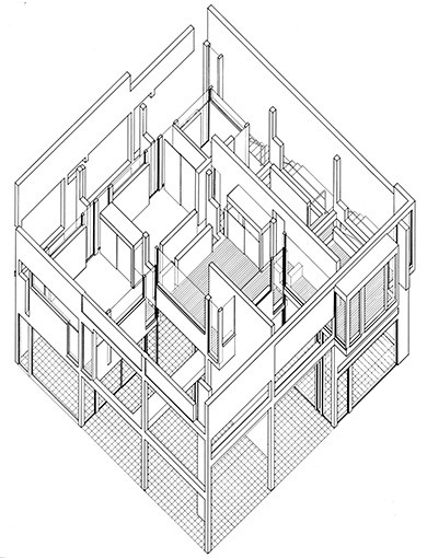 390x510 Gallery Of Eisenman's Evolution Architecture, Syntax, And New