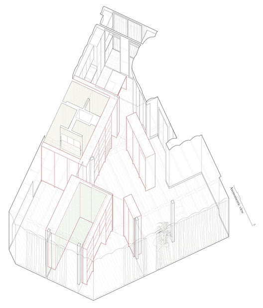 528x618 The Best Architecture Drawings Of 2016 Archdaily