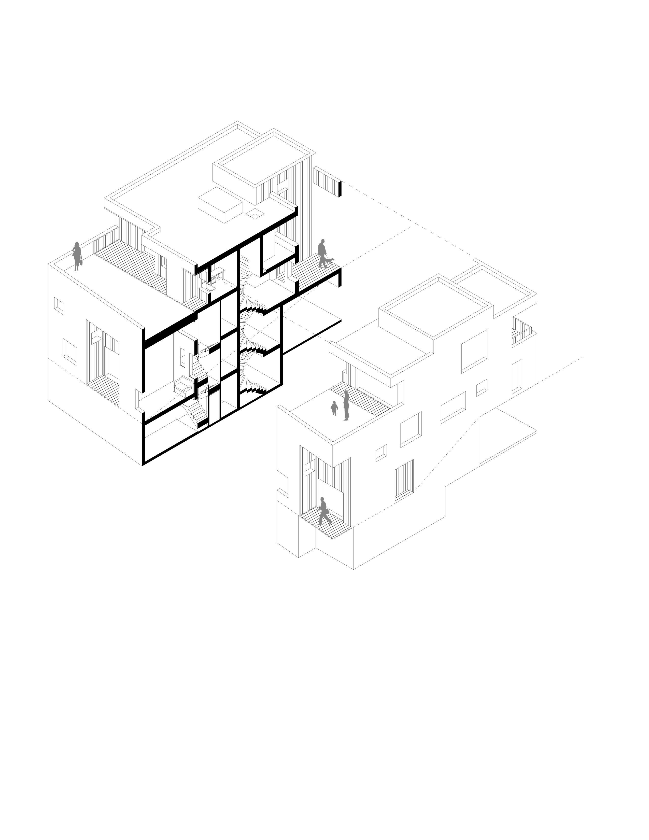 2550x3300 Cubic Housing