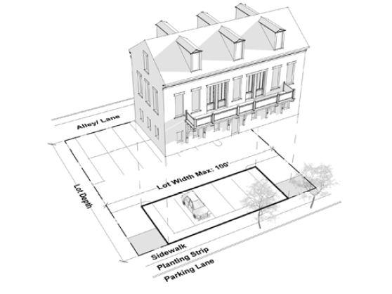 558x418 Sample Building Types Fora Regional Urban Design Guidelines