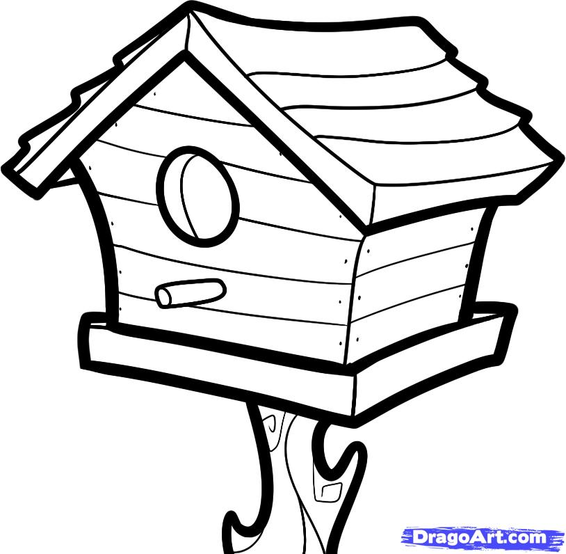 House Drawing Clip Art At Getdrawings Com