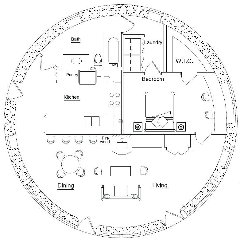 782x781 Round House Designs Plans Circular House Design Ideas Floor Plans