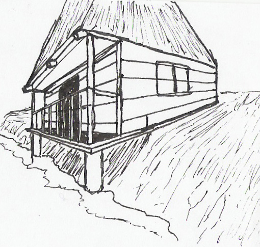 House Drawing Images