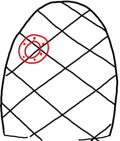 400x469 Step 3 Spongebob Squarepants' Pineapple House Drawing Lesson