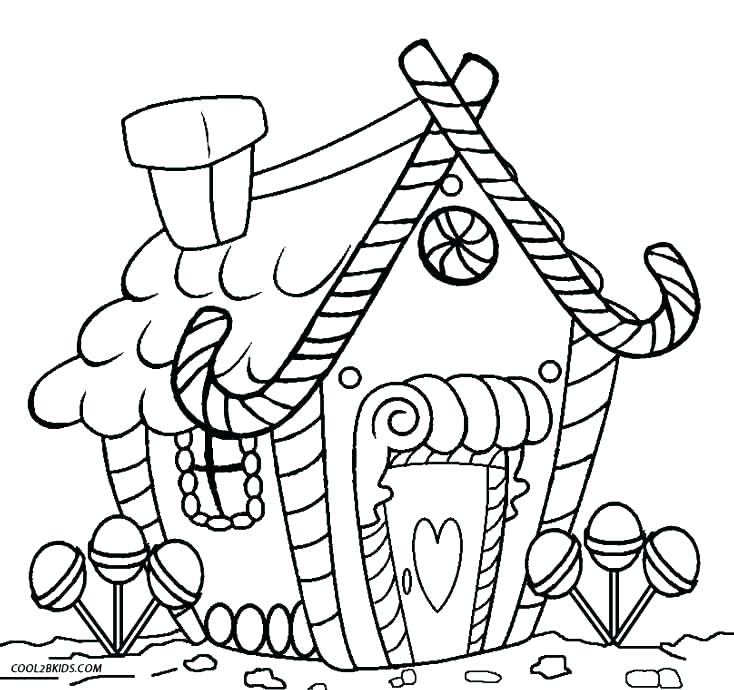 734x690 Gingerbread Man Coloring Page Printable Gingerbread Man Template