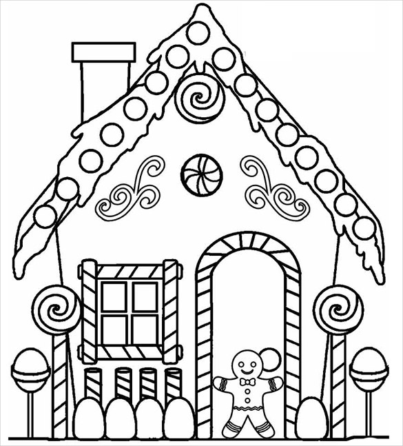 House Drawing Template At Getdrawings Com Free For Personal Use