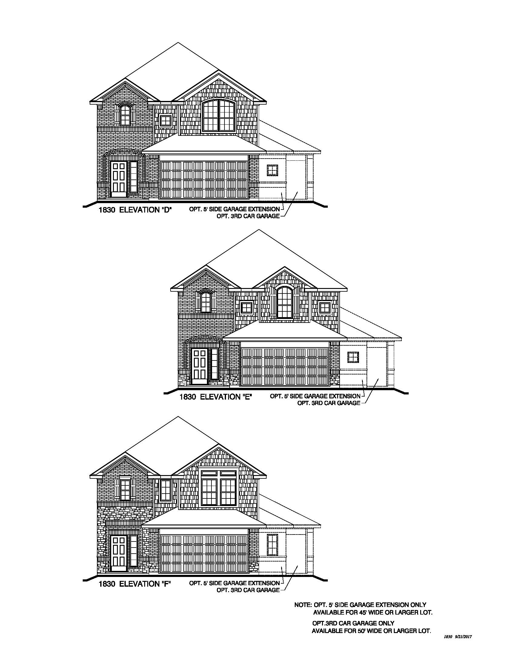 1700x2200 Rollingbrook Estates In Baytown, Tx, New Homes Amp Floor Plans By