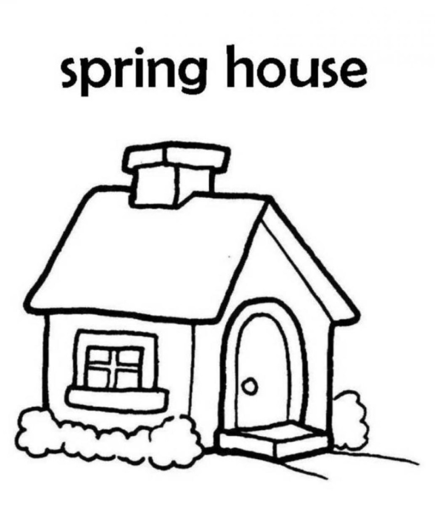 House For Kids Drawing at GetDrawings.com | Free for personal use ...