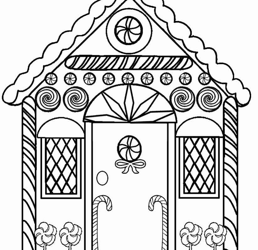 823x800 White House Coloring Pages To Print Drawing Printable Adult