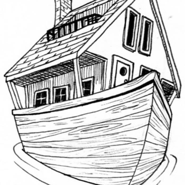 700x700 House On The Sun Houseboat
