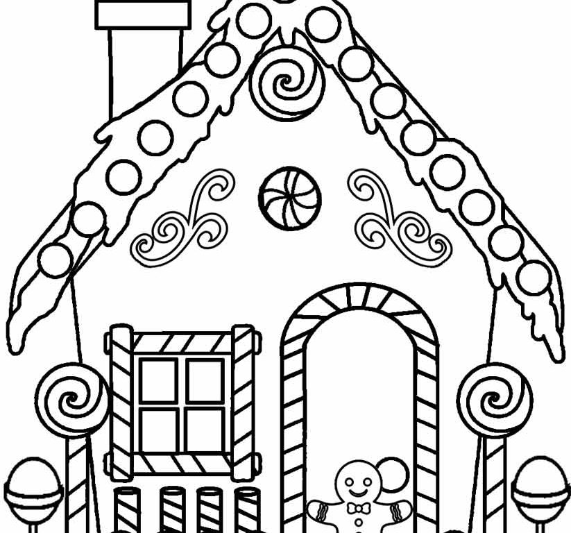 823x768 White House Coloring Pages To Print Drawing Printable Adult Magic