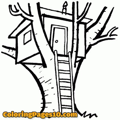 400x400 Tree House