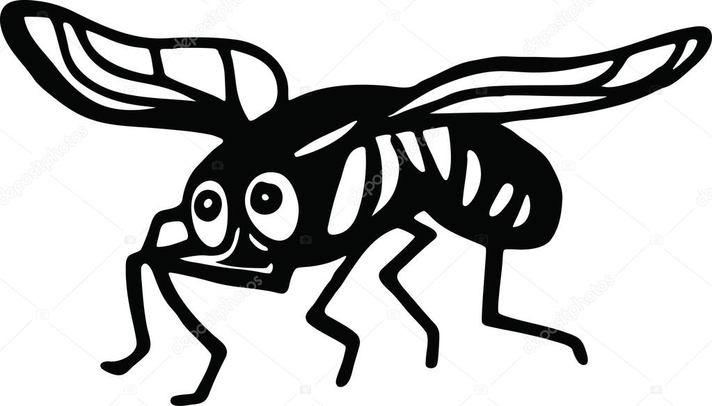 1023x584 Cartoon House Fly Stock Vector Prawny