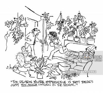 400x360 Houseplant Cartoons And Comics