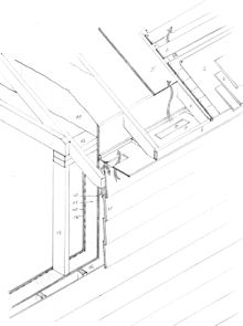 220x295 Domestic Roof Construction