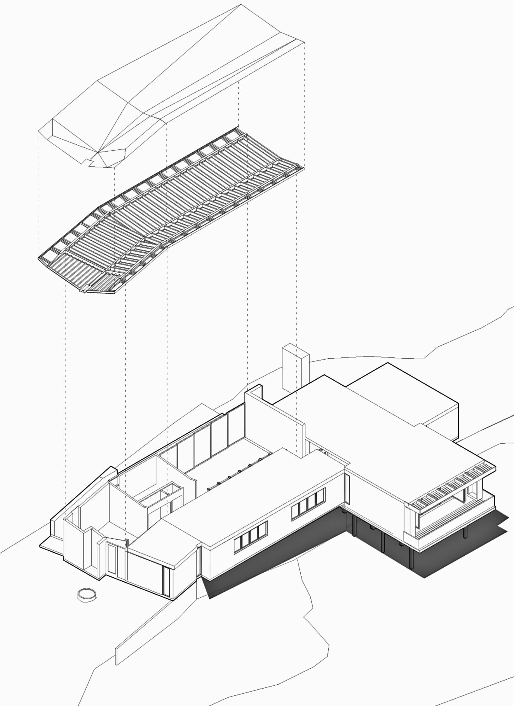 1638x2250 Gallery Of Balcones House Pollen Architecture Amp Design