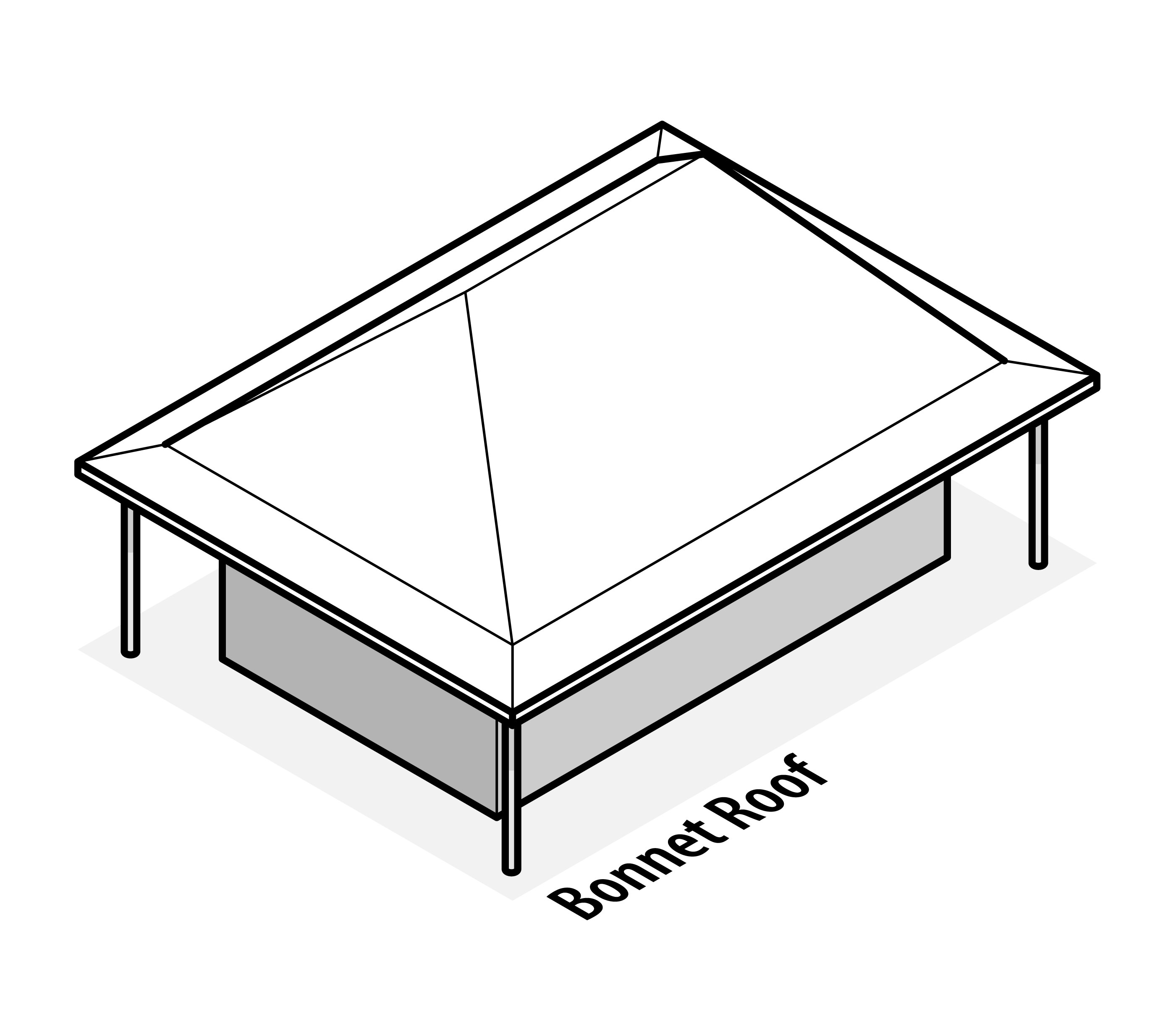 2801x2464 15 Types Of Roofs For Houses (With Illustrations)