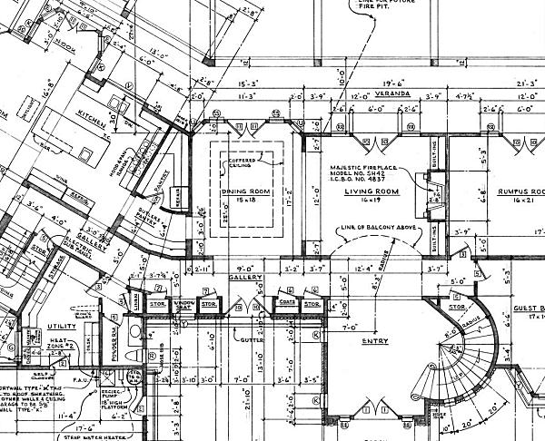 600x486 High Quality Custom House Plans