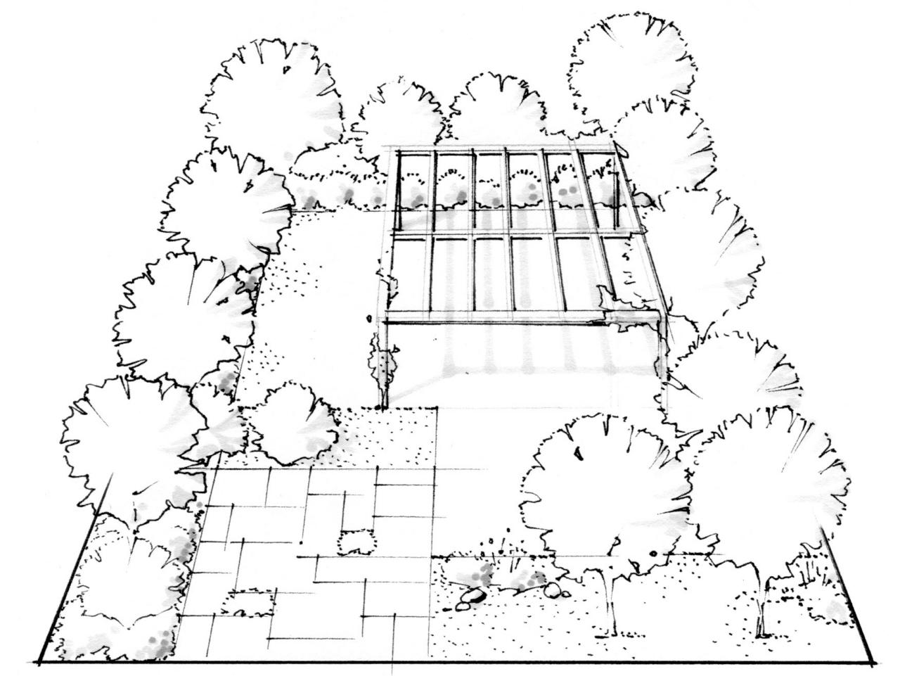 1280x961 How Do I Draw A Scale Plan For My Square Or Rectangular Yard