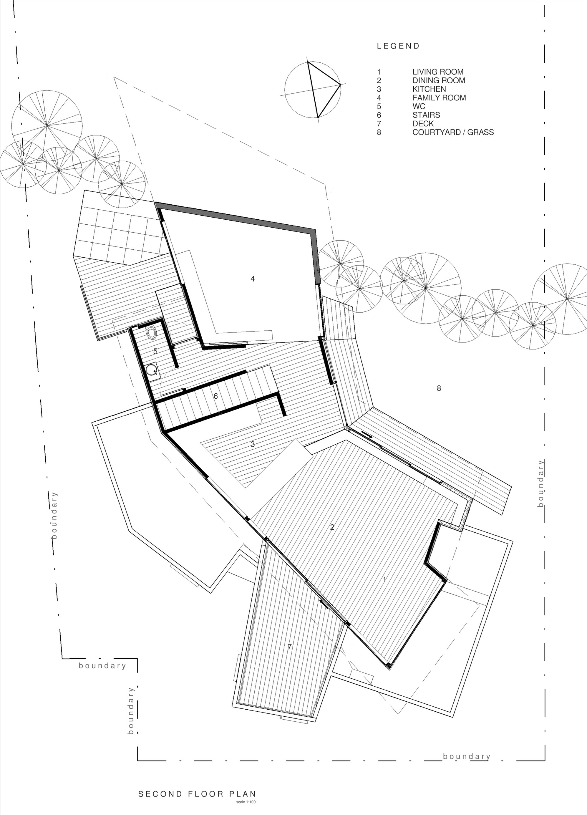 1994x2768 Seatoun Heights House By Parsonson Architects (5) House Plans