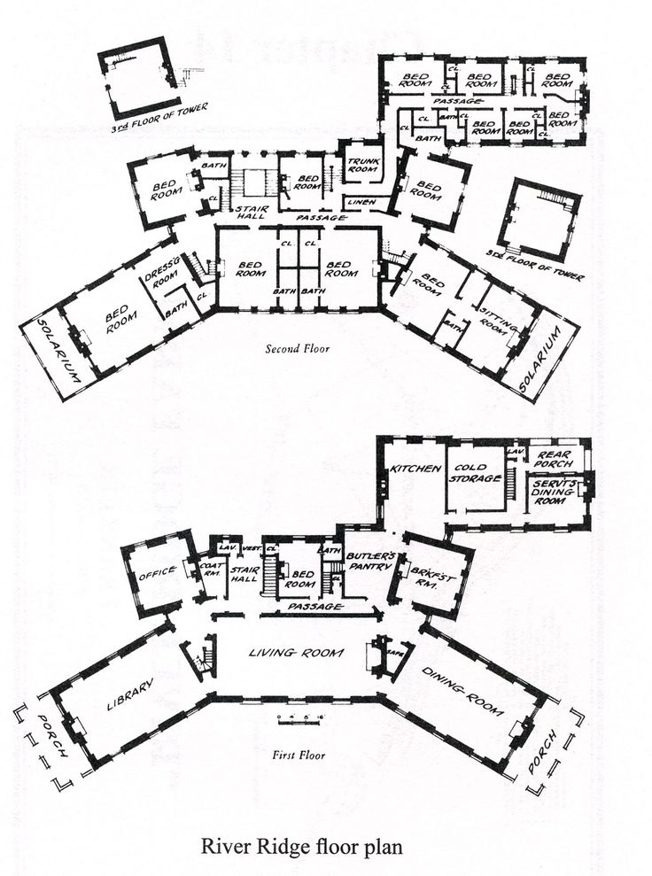 House Site Plan Drawing