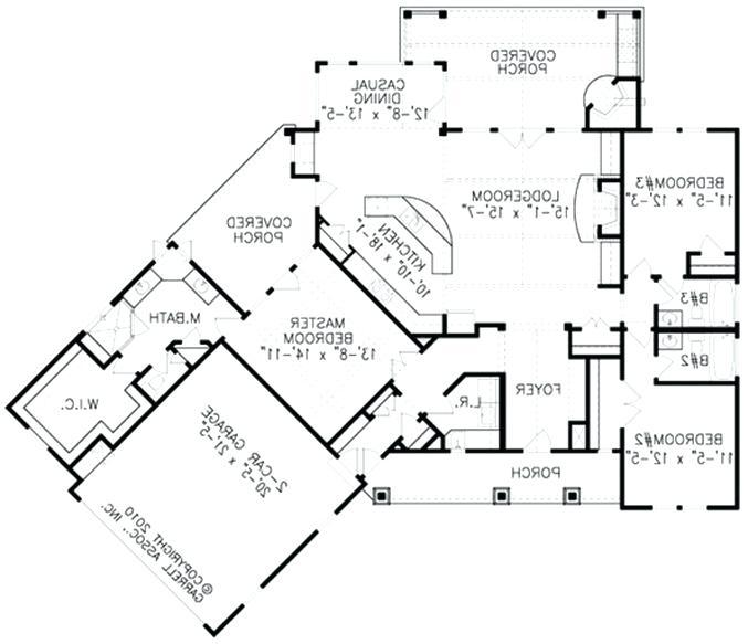 677x583 Find House Floor Plans Modern Zen House Design With Floor Plan