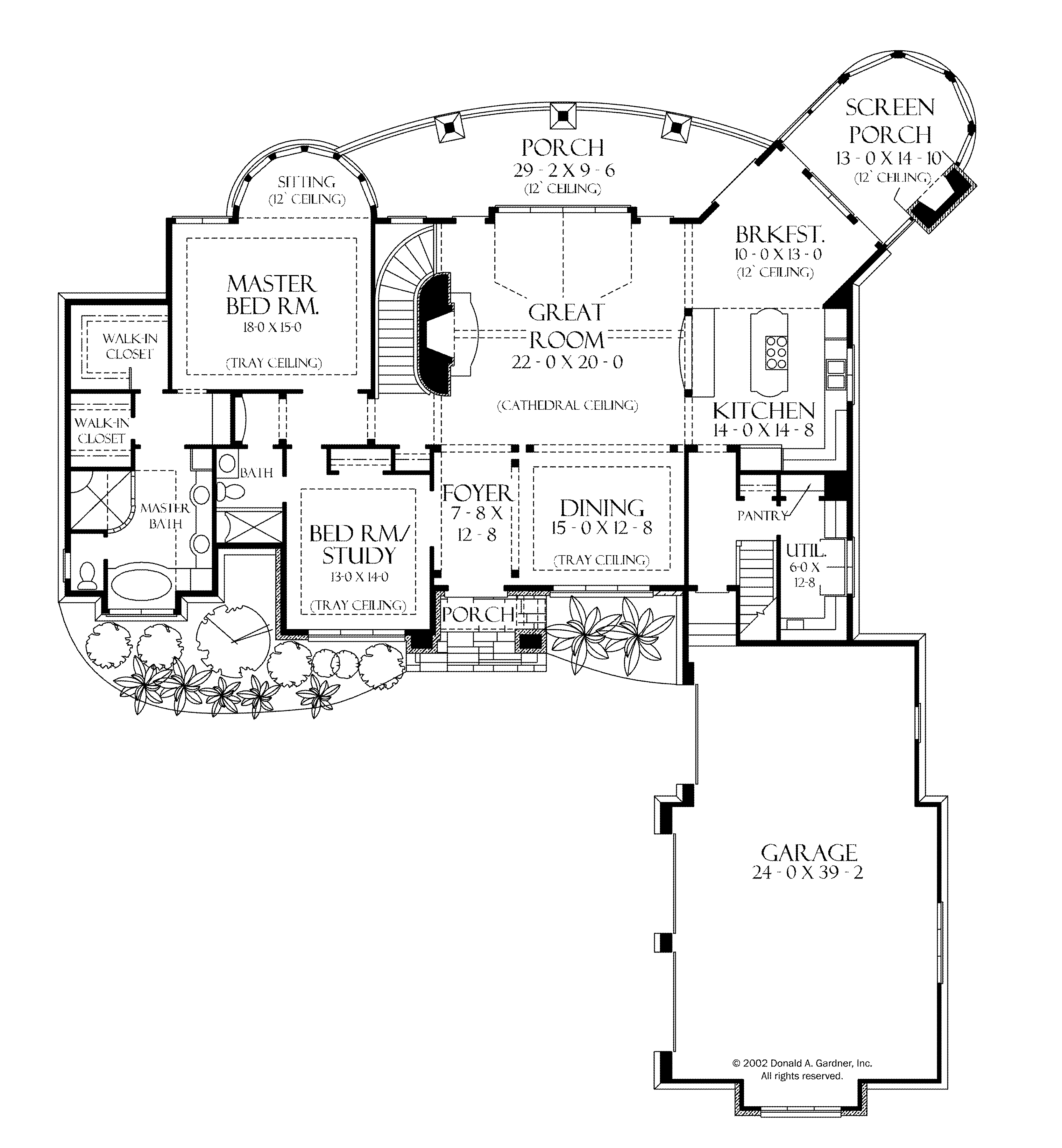 3336x3606 5 Bedroom House Plans With Basement
