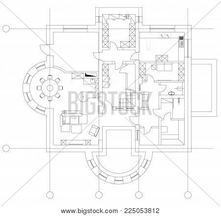 450x440 Furniture Top View Images, Illustrations, Vectors