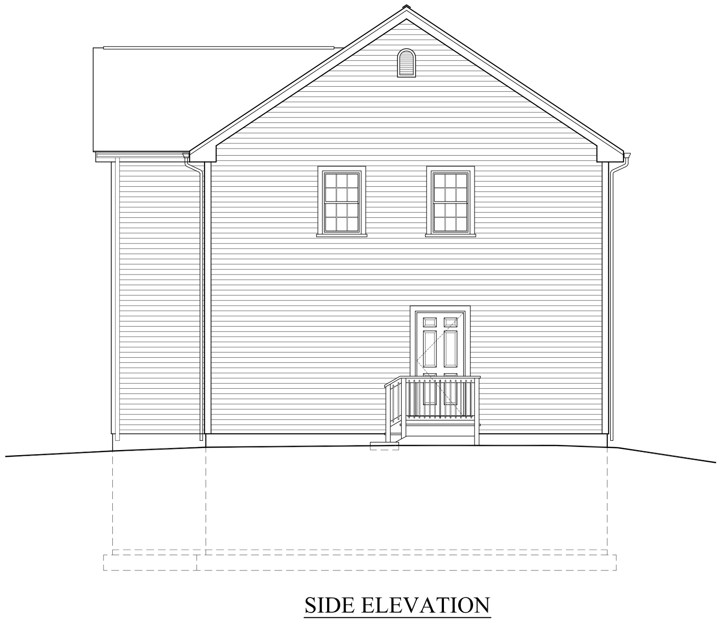 1415x1217 What Is Front Elevation